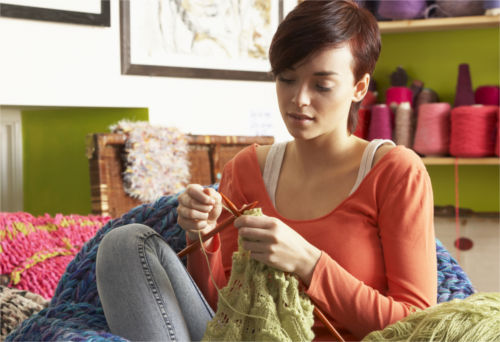 Best Knitters-Yarn-Sewing Related Pick Up Lines