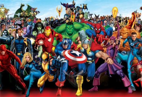 [Top 50] Comics Pick Up Lines For Comic Book Nerds! 1