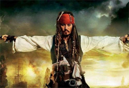 Pirates Jack Sparrow