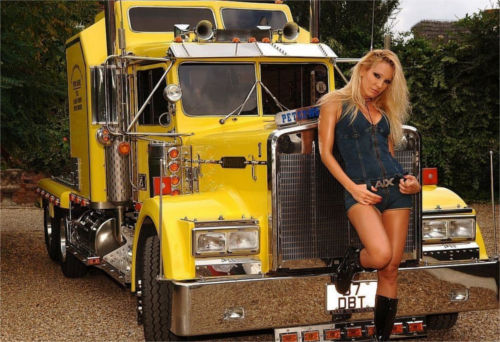 Best Pick Up Lines For Pick Up Trucks! 1
