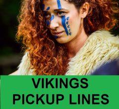 vikings pickup lines