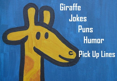 Giraffe Puns, Jokes and Pick Up lines! 1