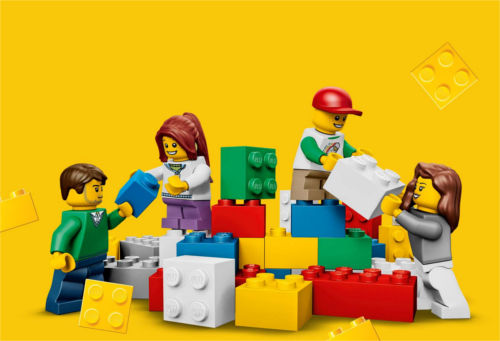 [Top 100] LEGO Game Toy Pick Up Lines 1