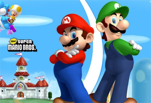 [Top 60+] Super Mario Bros. Luigi Pick Up Lines-For Video Game Fans! 1