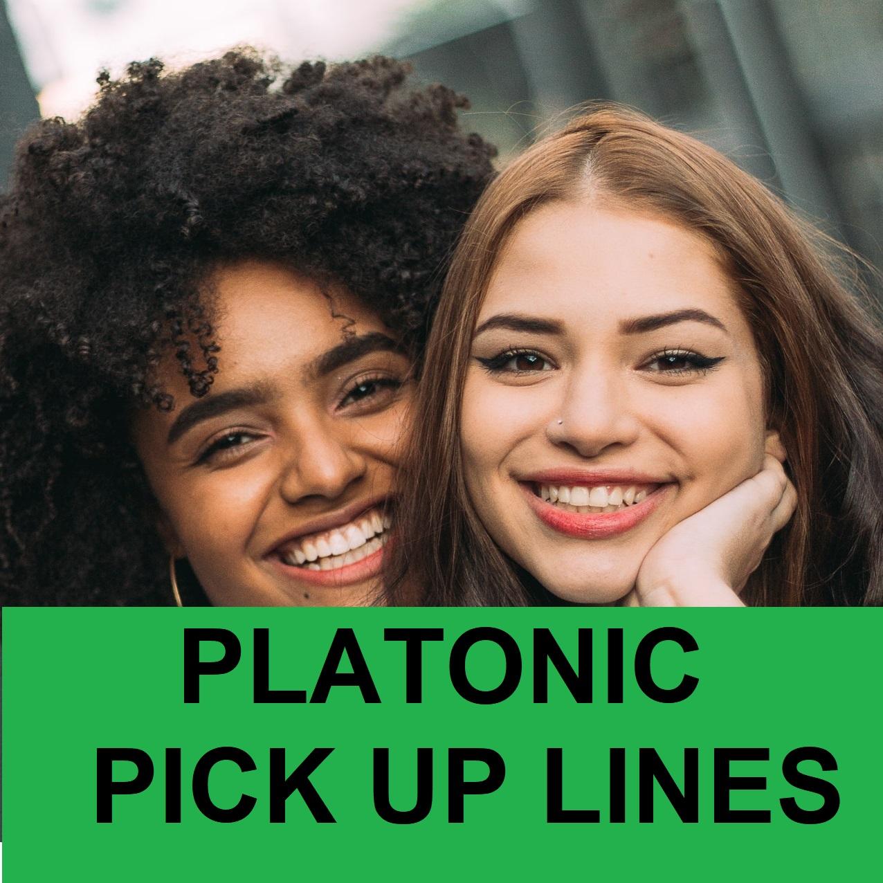 [Top 150] Friendship Platonic BFF Pick Up Lines