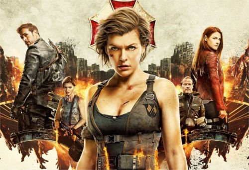 [Top 50] Resident Evil Pick Up Lines 1