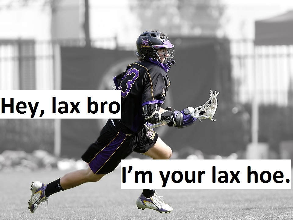 [Top 40] Good,Bad and Terrible Lacrosse Pick Up Lines 4