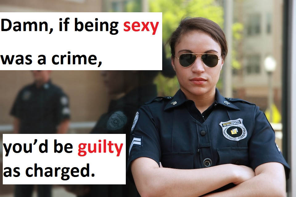 Best Police Cop Pick Up Lines To Impress A Man In Uniform All Pick Up Lines