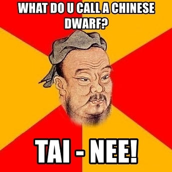 [Top 50] Funny Chinese Jokes in English! 5