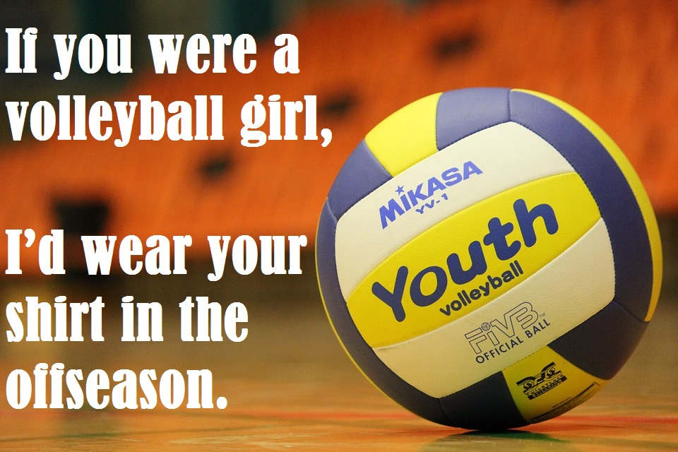 [Top 50] Volleyball Pick Up Lines For Sports Fans! 3