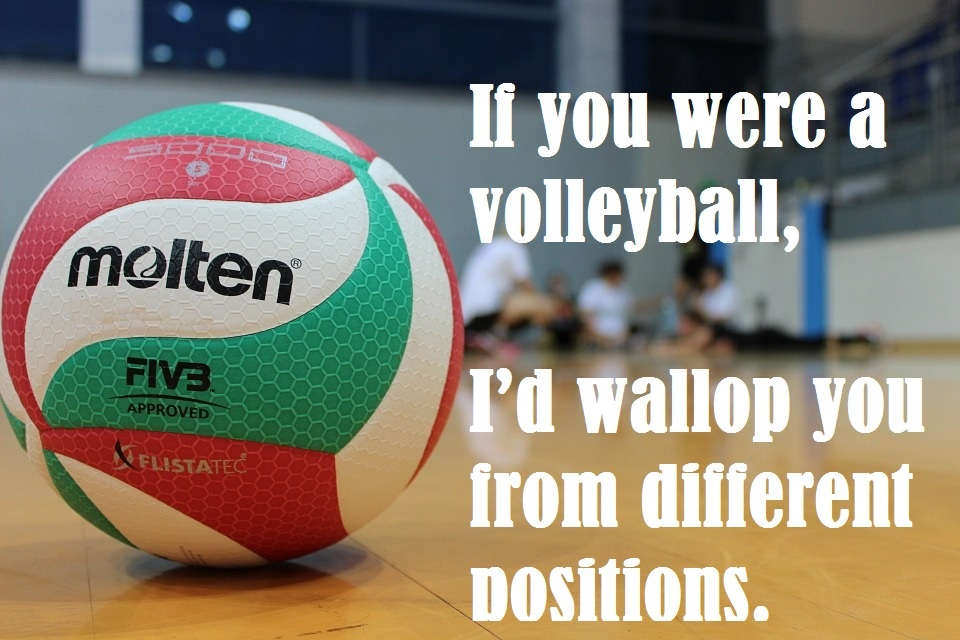 [Top 50] Volleyball Pick Up Lines For Sports Fans! 4