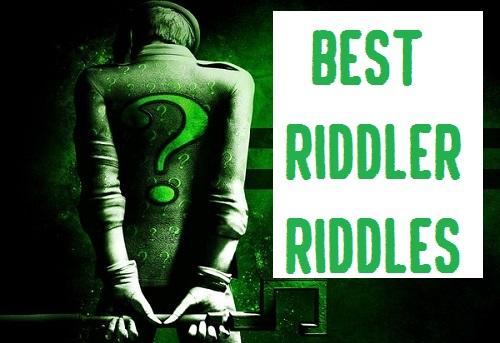 [Top 75] Brain-Teasing Riddler Riddles From Batman Villain Himself