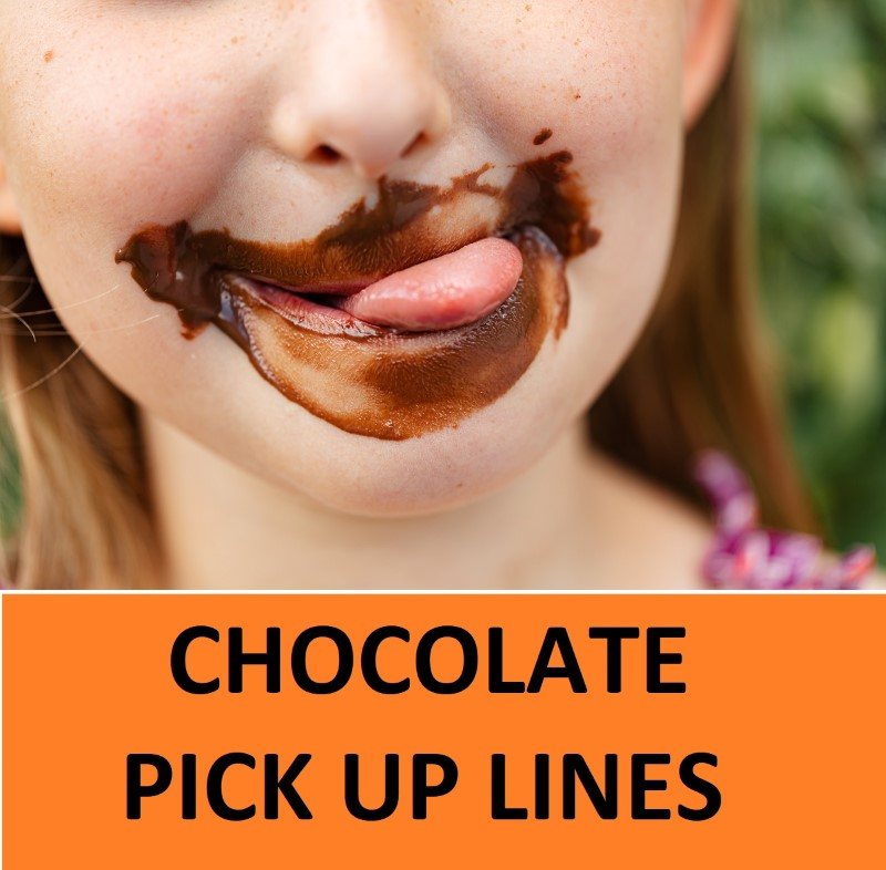 Top 50 Chocolate Pick Up Lines to Impress Your Date!