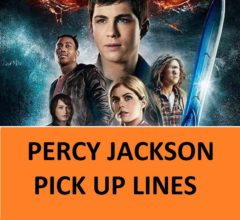 [Top 100] Percy Jackson Pick Up Lines 9