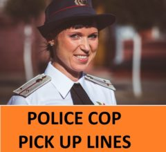 Police Pick Up Lines